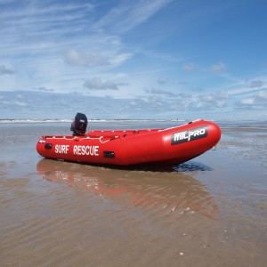 Zodiac MilPro ZMSR 380 – Inflatable Rescue Boat