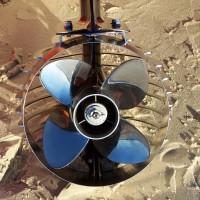 Edelstahl Propeller 3 oder 4 Blatt